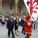 'Infiorata' per Fra' Girolamo Savonarola a 516 anni dalla morte